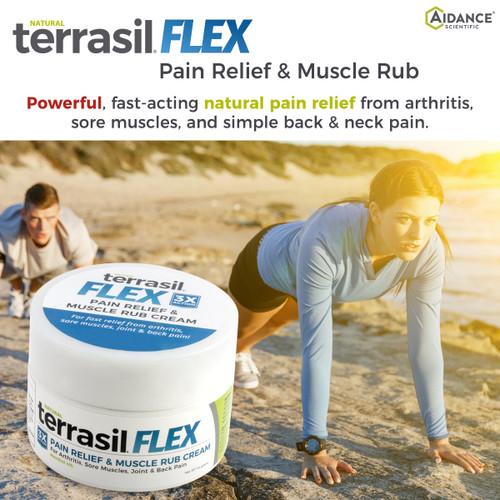 FLEX - Pain Relief & Muscle Rub Cream