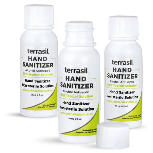 Hand Sanitizer Value 3-pack