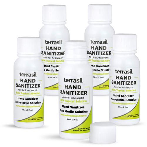 Hand Sanitizer Value 5-pack