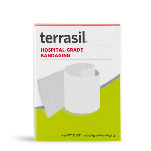 terrasil Hospital-Grade Bandages