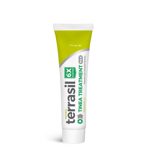 terrasil Tinea Treatment MAX ointment, 14 gram tube