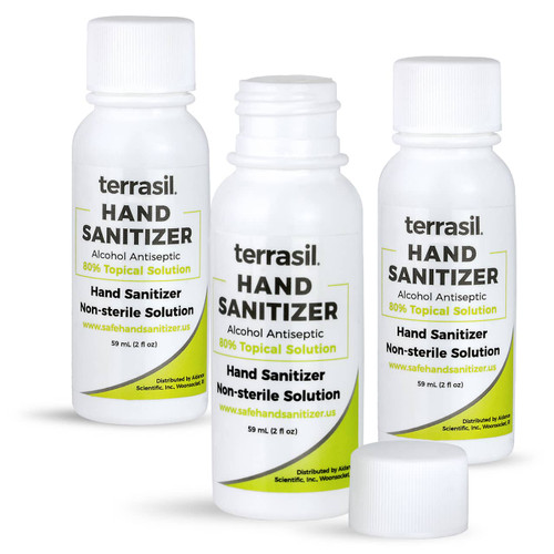 Hand Sanitizer Value 3-pack