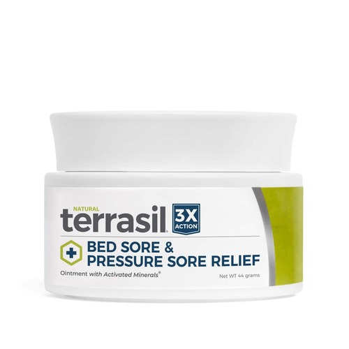 terrasil Bed Sore & Pressure Sore Relief Ointment, 44 grams