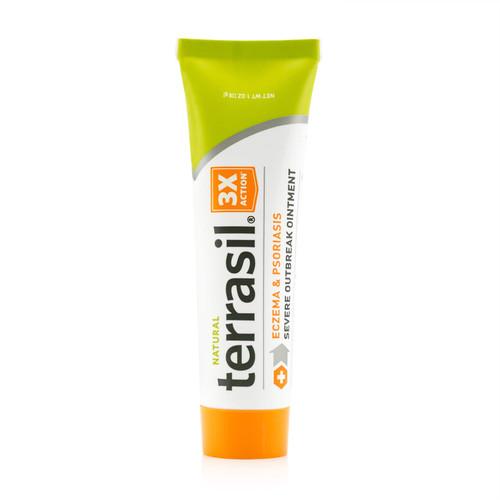terrasil Eczema & Psoriasis Severe Outbreak Ointment, 1oz