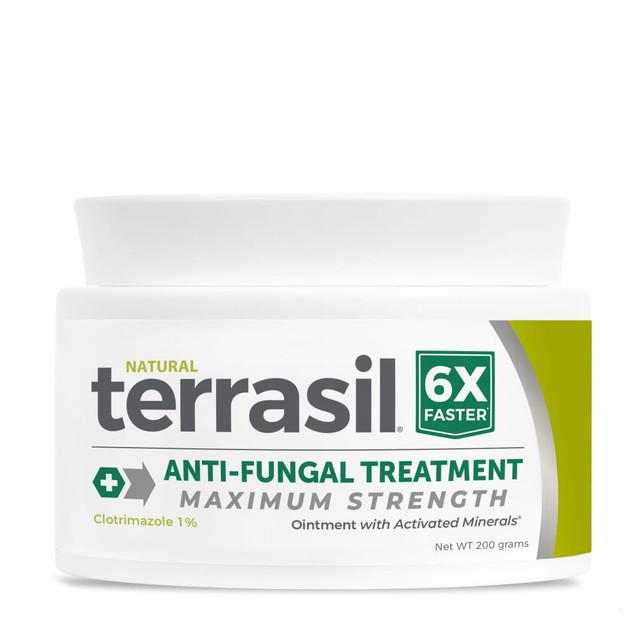 terrasil Anti-fungal Treatment MAX ointment