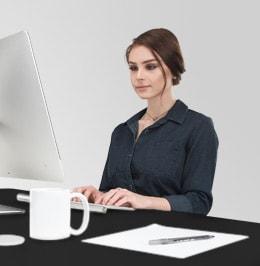 Enjoyable Height Adjustable Standing Desk Uplift Desk Download Free Architecture Designs Sospemadebymaigaardcom