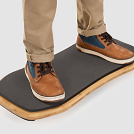 Bamboo Motion-X Board with Comfort Mat