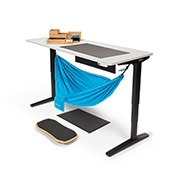 free accessories for with purchase of a desk