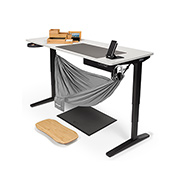 get $255 of accessories for free with purchase of a desk
