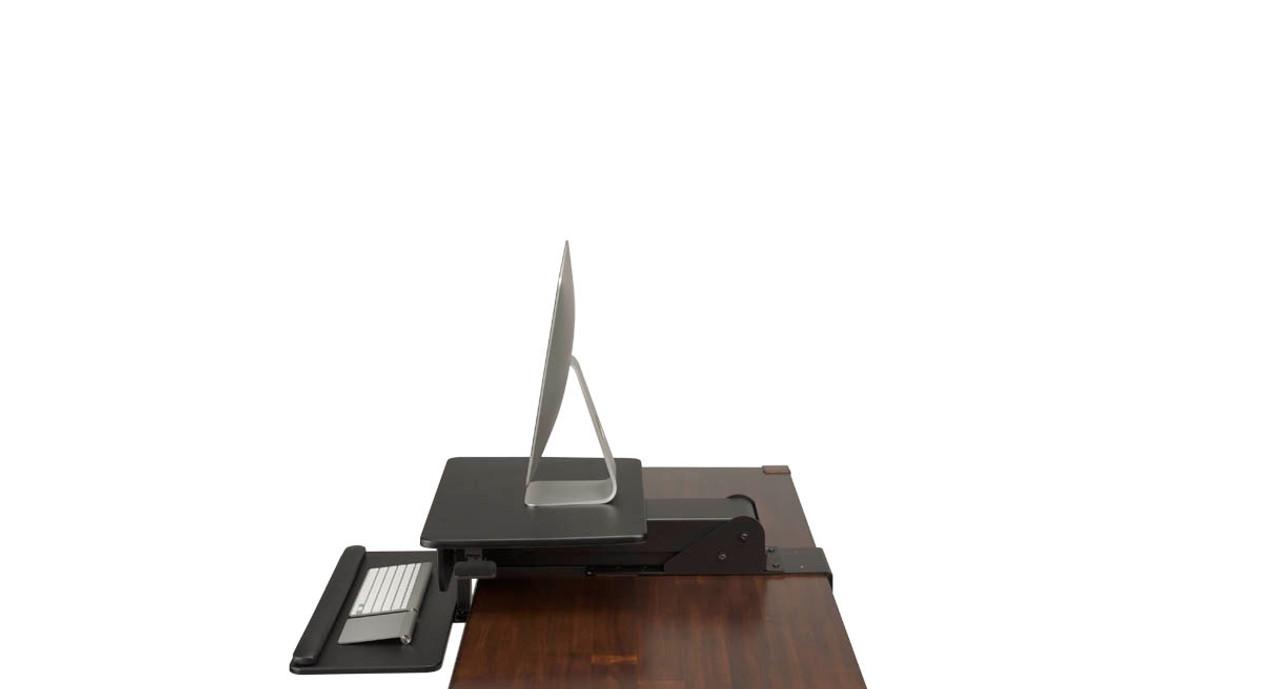 Standing Desk Converter Riser Or Clamp Uplift Desk