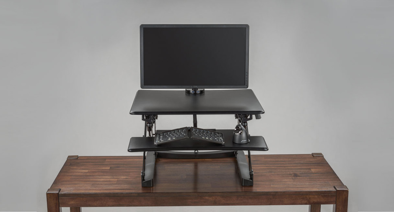 Will Work On Most Desks, Tables, And Even Countertops