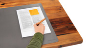 Transform an uneven desktop into a smooth work surface