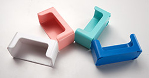 The Colorful Desk Organizer Set Brings Joy to Drab Workspaces Everywhere
