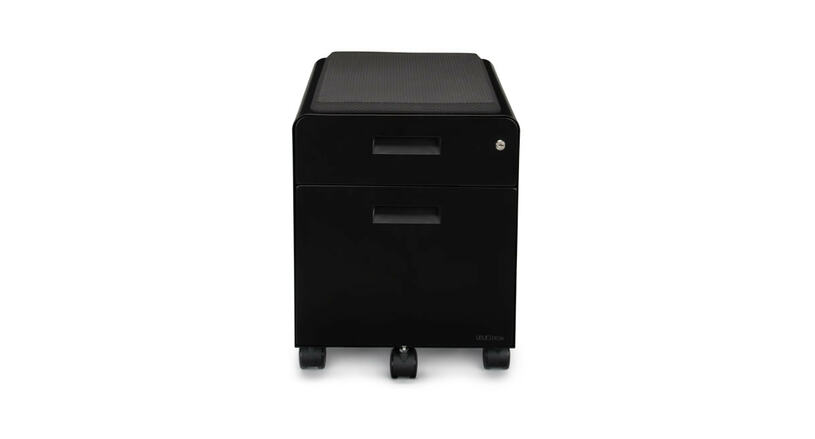 e2018091895 2-Drawer File Cabinet with Seat by UPLIFT Desk