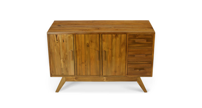 Crafted using reclaimed Teak wood