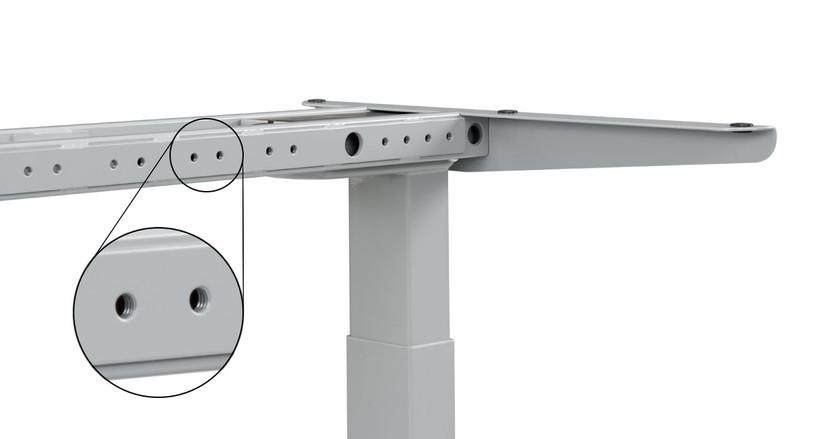 Uplift V2 Ergo Edge Curve Standing Desk 1 Desk Uplift Desk