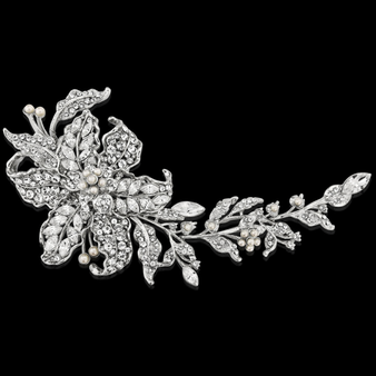 Elite Collection - Extravagance Statement Headpiece
