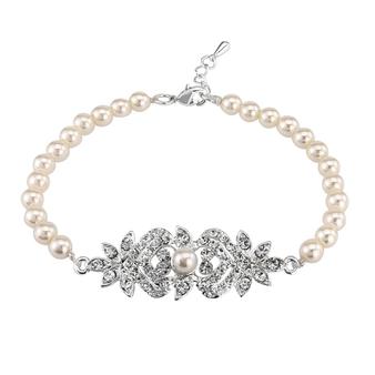 Exquisite Vintage Bracelet - Silver
