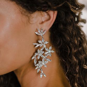 Starlett Rhinestone Earrings