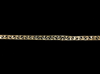 Embellished belt BT4601