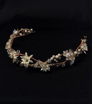 Floral headpiece HP4558