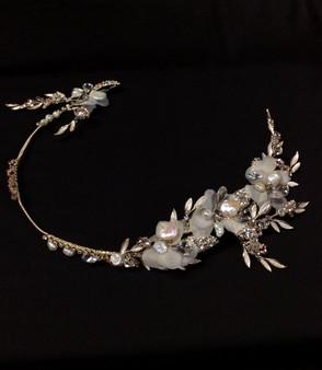 Floral headpiece HP4562