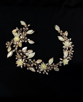 Floral headpiece HP4566