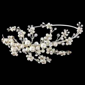 Darcey Wedding Headband - HDB13