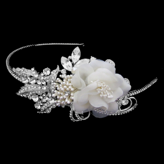 Elite Collection - Vintage Extravagance Headband - HP144