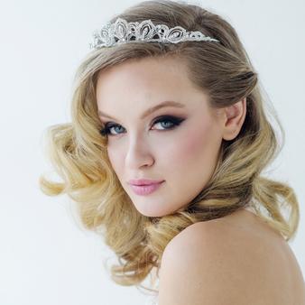 Monique Tiara - Exquisite Tiara - SIlver