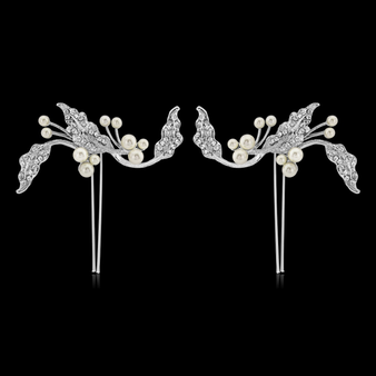 Elite Collection - Crystal Luxe Hair Pins