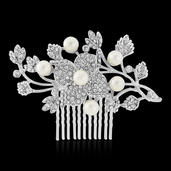 Vintage Chic Hair Comb