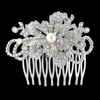 Elite Collection - Vintage Chic Hair Comb