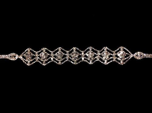Embellished belt BT4619