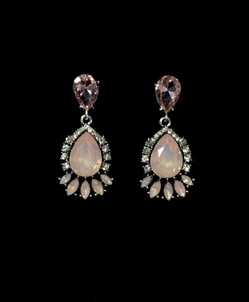 Dangling earrings E4526