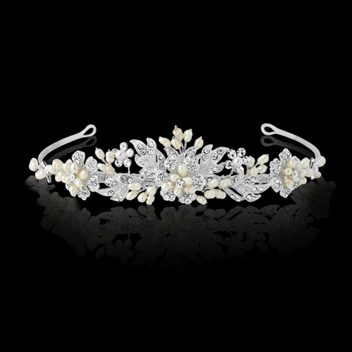 Bethany Crystal Luxe Tiara