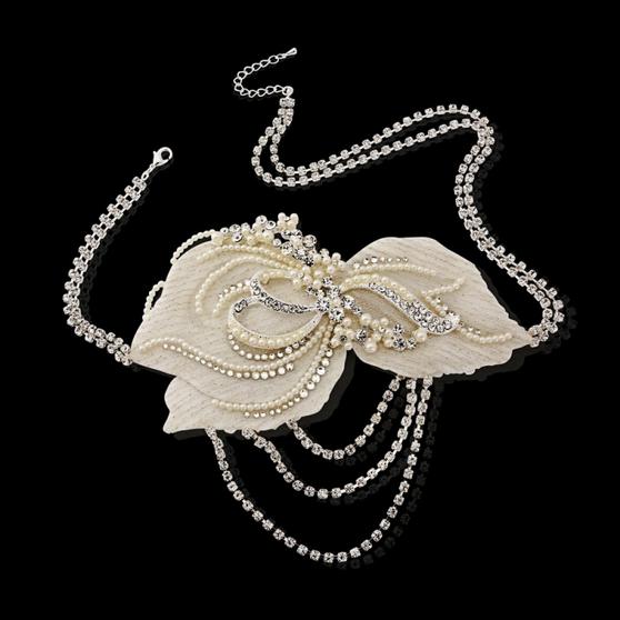 Enchanting Treasure Headpiece - HP132