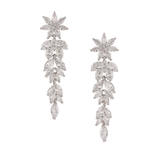 Cubic Zirconia Collection - Starlet Treasure Earrings