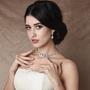 Crystal Enchantment Necklace Set - Rose Gold