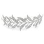 Crystal Sparkle Headband - Silver