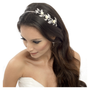 Elite Collection - Enchanting Luxe Headband - Clear (HB231)