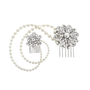Elite Collection - Luxe Pearl Dream Headpiece - HP115