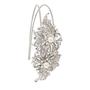 Gianna - Vintage Bejewelled Headband - Silver