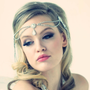 Melvina - Luxe Headpiece - Ivory