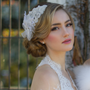 Brianna - Chic Headpiece - Ivory