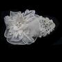 Brianna - Choc Headpiece - Ivory