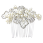 Angeline Pearl Hair Comb