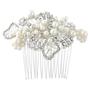 Angeline Pearl Hair Comb