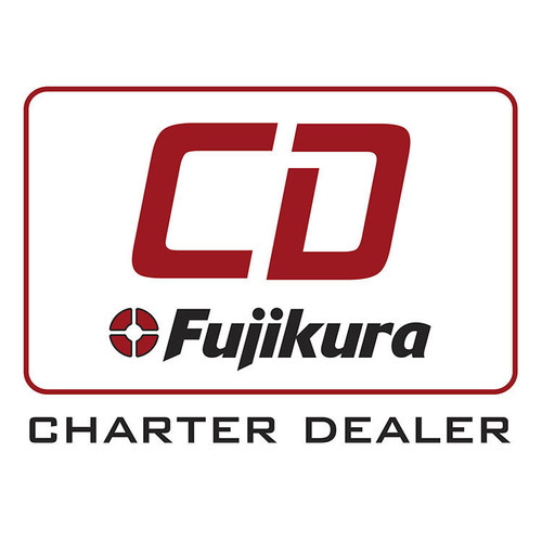 Fujikura Platinum Speeder 60 Graphite Shaft + Adapter & Grip