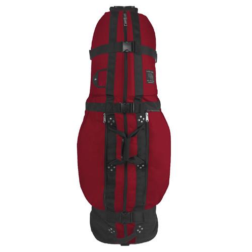 Club Glove Last Bag - XL Pro Tour Golf Travel Bag - Burgundy